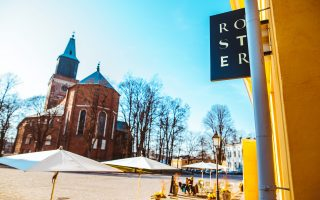 Turku Roster Terassi
